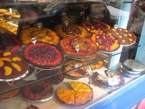 Another delicious French patisserie window display
