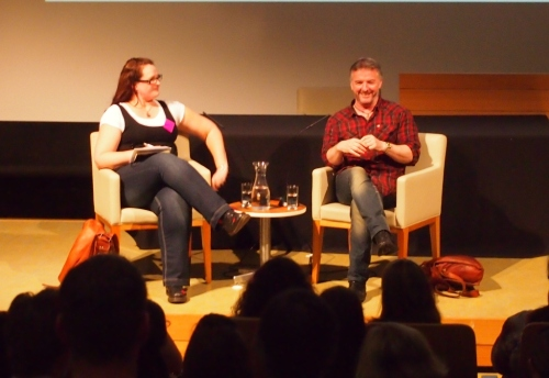 John Connolly in conversation