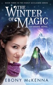 Cover of Ondine: The Winter of Magic by Ebony McKenna
